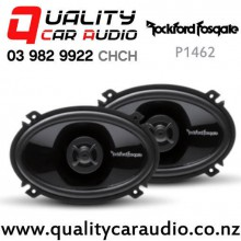 "Rockford Fosgate P1462 4x6"" 70W (35W RMS) 2 Way Coaxial Car Speakers (pair) with Easy Finance"