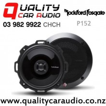"""Rockford Fosgate P152 5.25"""" 80W (40W RMS) 2 Way Coaxial Car Speakers (pair) with Easy Finance"""