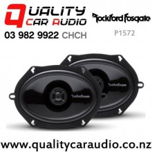 "Rockford Fosgate P1572 5x7"" 120W (60W RMS) 2 Way Coaxial Car Speakers (pair) with Easy Finance"