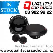 "Rockford Fosgate P16-S 6"" (16cm) 120W 2 Ways Component  Car Speakers (Pair)"