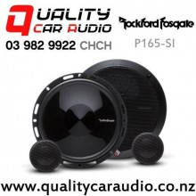 """Rockford Fosgate P165-SI 6.5"""" 120W (60W RMS) 2 Way Component Car Speakers (pair) with Easy Finance"""
