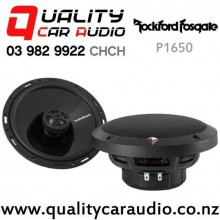 """Rockford Fosgate P1650 6.5"""" 110W (55W RMS) 2 Ways Coaxial Car Speakers (pair) with Easy Finance"""