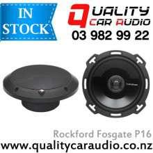"Rockford Fosgate P16 6"" 2-Way Coaxial Speakers"