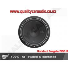 "Rockford Fosgate P1S2-15 15"" 250W Single 2 ohm Sub - Easy LayBy"
