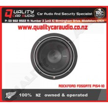 "ROCKFORD FOSGATE P1S4-10 10"" 500W Punch P1 SVC Subwoofer - Easy LayBy"