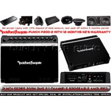 ROCKFORD FOSGATE P200-2 2/1 CHANNELS BRIDGE AMP