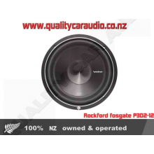 "Rockford fosgate P3D2-12 12"" Punch 600W Dual 2 ohm Subwoofer - Easy LayBy"