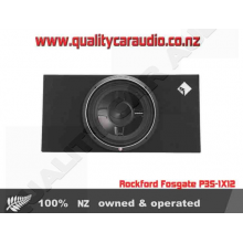 """Rockford Fosgate P3S-1X12 12"""" 400W RMS enclosure - Easy LayBy"""