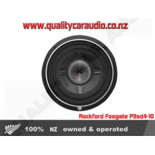 "Rockford Fosgate P3sd4-10 10"" 300W RMS 4 Ohm SUB - Easy LayBy"