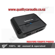 ROCKFORD FOSGATE P400X2 400W 2 Channel Amplifier - Easy LayBy