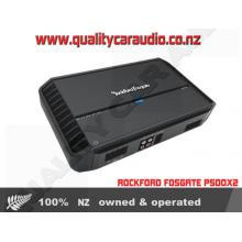 ROCKFORD FOSGATE P500X2 500W 2 Channel Amplifier - Easy LayBy