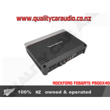 ROCKFORD FOSGATE P500X4D 500W 4 Channel Amplifier