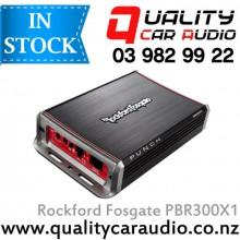 Rockford Fosgate PBR300X1 Monoblock 300W RMS Class-BR Punch Amplifier
