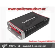 Rockford Fosgate PBR300X2 2 Channel 300W Punch Amp - Easy LayBy