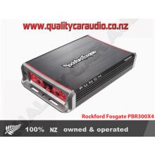 Rockford Fosgate PBR300X4 4-Channel 300W Punch Amplifier - Easy LayBy