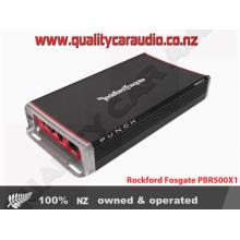 Rockford Fosgate PBR500X1 500W RMS Monoblock Class-BR Punch Amplifier - Easy LayBy
