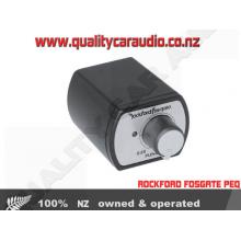 ROCKFORD FOSGATE PEQ Remote Punch EQ - Easy LayBy