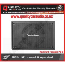 "Rockford Fosgate PS-8 8"" 150W Powered Enclosure - Easy LayBy"
