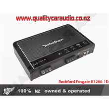 Rockford Fosgate R1200-1D 1200W RMS Monoblock Class-D Prime Series Amplifier - Easy LayBy