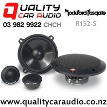 """Rockford Fosgate R152-S 5.25"""" 80W (40W RMS) 2 Way Component Car Speakers (pair) with Easy Finance"""