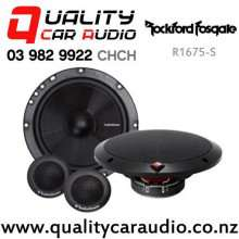 "Rockford Fosgate R1675-S 6.75"" 80W 2 Ways Car Component Speakers (Pair) with Easy Finance"