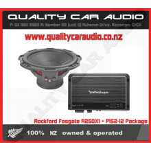 Rockford Fosgate R250X1 + P1S2-12 Package - Easy LayBy