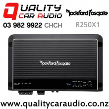 Rockford Fosgate R250X1 250W Mono Channel Class AB Car Amplifier with Easy Finance