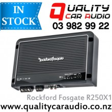 Rockford Fosgate R250X1 250W 2/1 Channels Bridgeable Mono Block Car Amplifier with Easy Layby