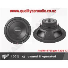 """Rockford Fosgate R2D2-12 12"""" Dual 2-ohm voice coils 500W Subwoofer"""