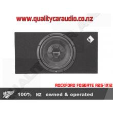"""ROCKFORD FOSGATE R2S-1X12 12"""" 500W ENCLOSURE"""