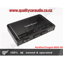 Rockford Fosgate R600-4D 4-Channel 600W RMS Class-D Prime Series Amplifier