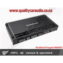 Rockford Fosgate R600X5 5-Channel 600W RMS Class-AB Prime Series Amplifier