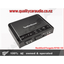 Rockford Fosgate R750-1D 750W RMS Class-D Monoblock Prime Series Amplifier - Easy LayBy