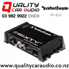 Rockford Fosgate RF-BLD High Quality Balanced Line Driver Accepts High and Low Level Inputs with Easy Finance