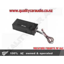 ROCKFORD FOSGATE RF-HLC ADAPTS HIGH LEVEL SPEAKER SIGNAL TO LOW LEVEL RCA
