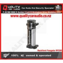 Rockford Fosgate RFC2D 2 Farad Hybrid Digital Capacitor - Easy LayBy