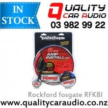 Rockford fosgate RFK8I 8 Gauge Amplifier Power Installation Kit - Easy LayBy