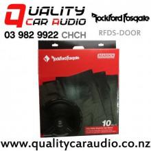 Rockford Fosgate RFDS-DOOR Sound Deadening Door Kits in Black with Easy Finance