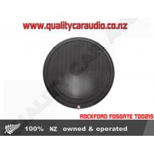 """ROCKFORD FOSGATE T0D215 15"""" 800W 2 Ohm SUB - Easy LayBy"""