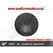 """ROCKFORD FOSGATE T0D415 15"""" 800W 4 Ohm SUB - Easy LayBy"""