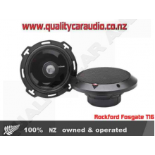 "Rockford Fosgate T16 6"" 320W 2 Way Power Series Component Speakers - Easy LayBy"