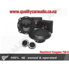 "Rockford Fosgate T16-S 6"" 2 Way 320W Component  Speakers - Easy LayBy"
