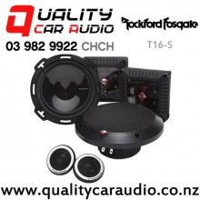 """Rockford Fosgate T16-S 6"""" (16cm) 160W 2 Ways Car Component  Speakers (Pair) with Easy Finance"""