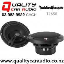"""Rockford Fosgate T1650 6.5"""" 150W (75W RMS) 2 Way Coaxial Car Speakers (pair) with Easy Payments"""