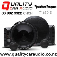 """Rockford Fosgate T1650-S 6.5"""" 160W (80W RMS) 2 Way Component Car Speakers (pair) with Easy Finance"""