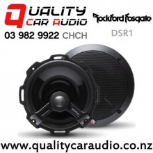 """Rockford Fosgate T1675 6.75"""" 150W (75W RMS) 2 Way Coaxial Car Speakers (pair) with Easy Finance"""