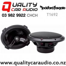 """Rockford Fosgate t1692 6x9"""" 200W (100W RMS) 2 Way Coaxial Car Speakers (pair) with Easy Finance"""