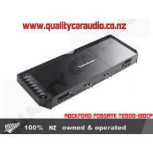ROCKFORD FOSGATE T2500-1BDCP POWER 2500W RMS CLASS-BD CONSTANT AMPLIFIER