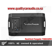 Rockford Fosgate T400X2AD 400W RMS 2 CHANNEL AMP - Easy LayBy