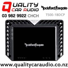 Rockford Fosgate T500-1BDCP 500W RMS Mono Channel Class-BD Car Amplifier with Easy Finance